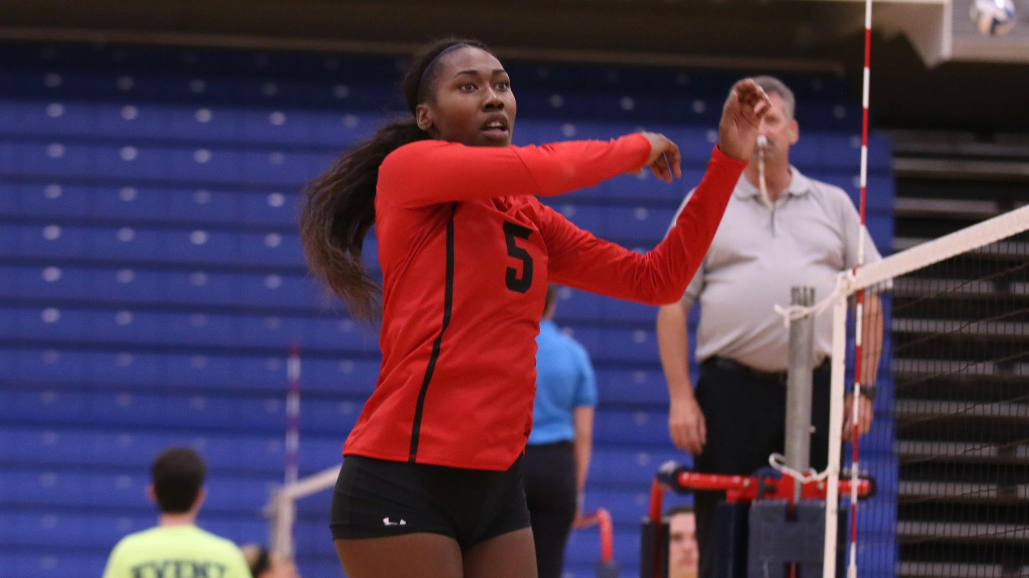Lindsey Ray - Womens Volleyball - Cal State East Bay