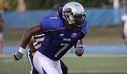Antonio Taylor Football Eastern Illinois University Athletics