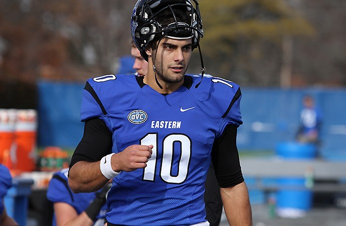 official photos 10f83 013bb Jimmy Garoppolo - Football - Eastern Illinois University ...