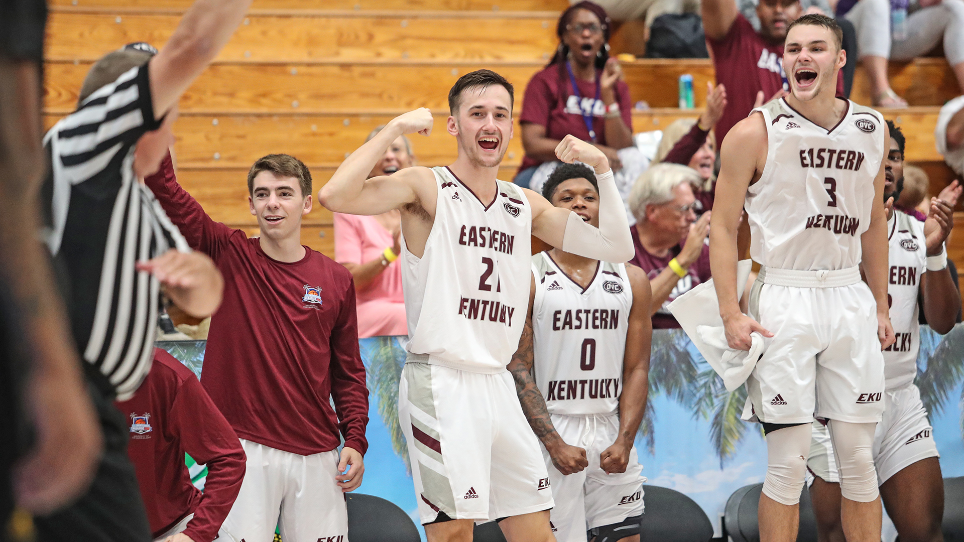 low priced 0f1dd 231b9 Lachlan Anderson - Men's Basketball - Eastern Kentucky ...