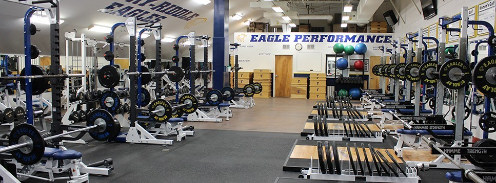 Embry-Riddle Strength & Conditioning - Embry-Riddle