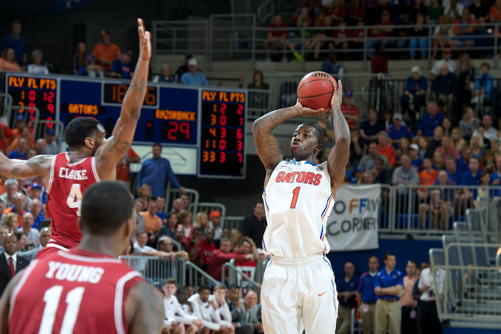 Kenny Boynton - Men's Basketball - Florida Gators