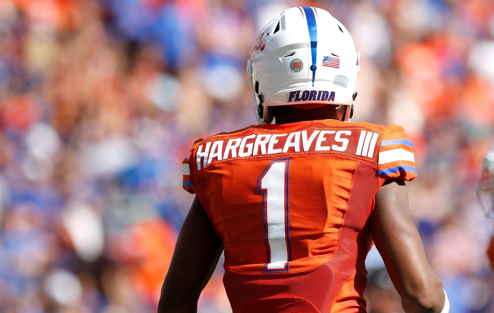 new product 8ad87 55637 Vernon Hargreaves - Football - Florida Gators