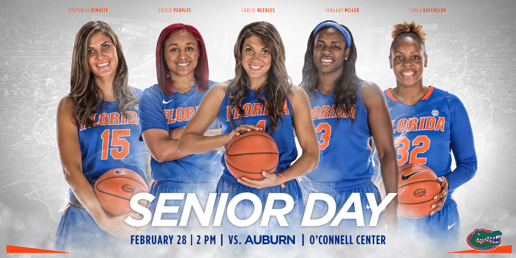 January Miller - Women's Basketball - Florida Gators