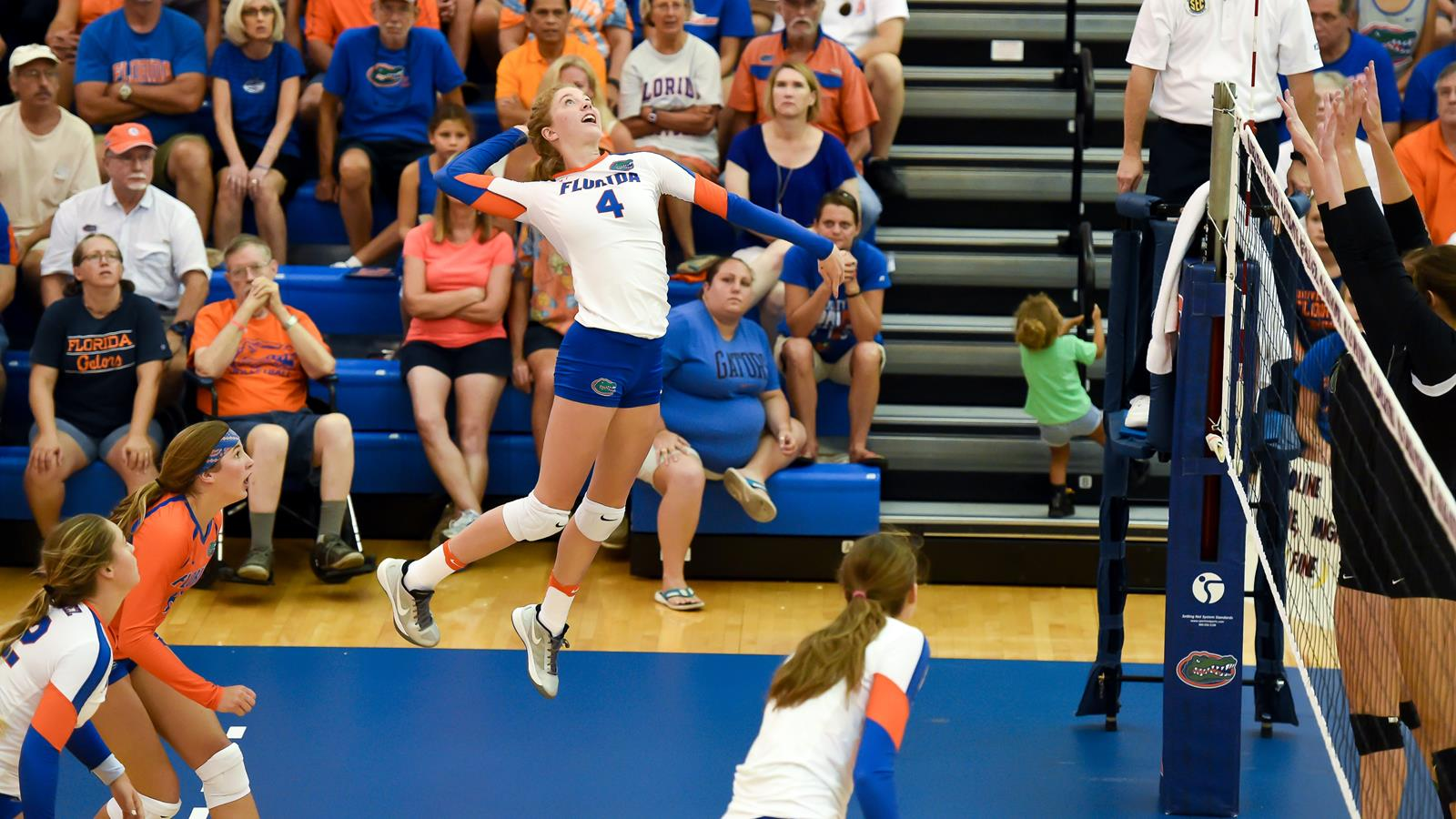 Carli Snyder Volleyball Florida Gators