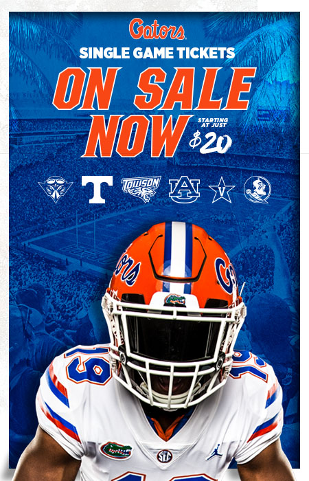 new arrival ae461 bade6 Florida Gators - Official Athletics Website