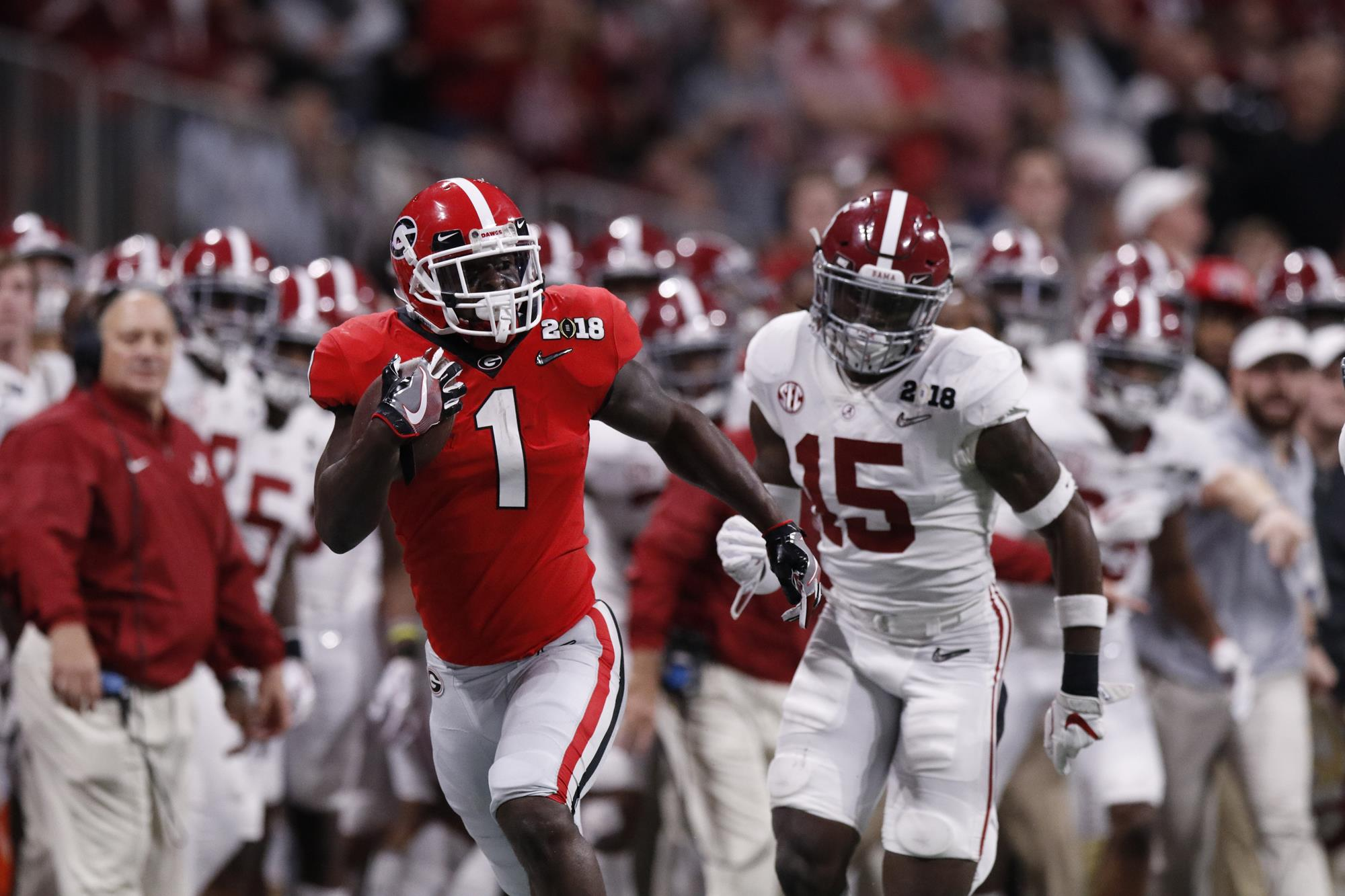 new product 52d6a 3b361 Sony Michel - 2016 - Football - University of Georgia Athletics