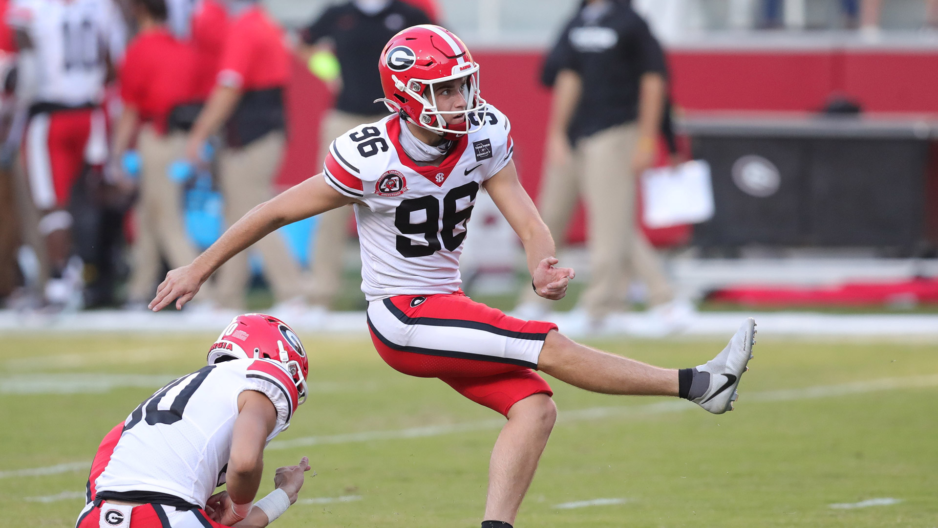 Jack Podlesny 2020 Football University Of Georgia Athletics