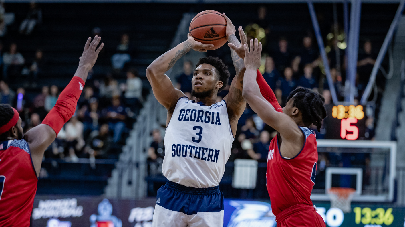 Image result for georgia southern basketball 2020