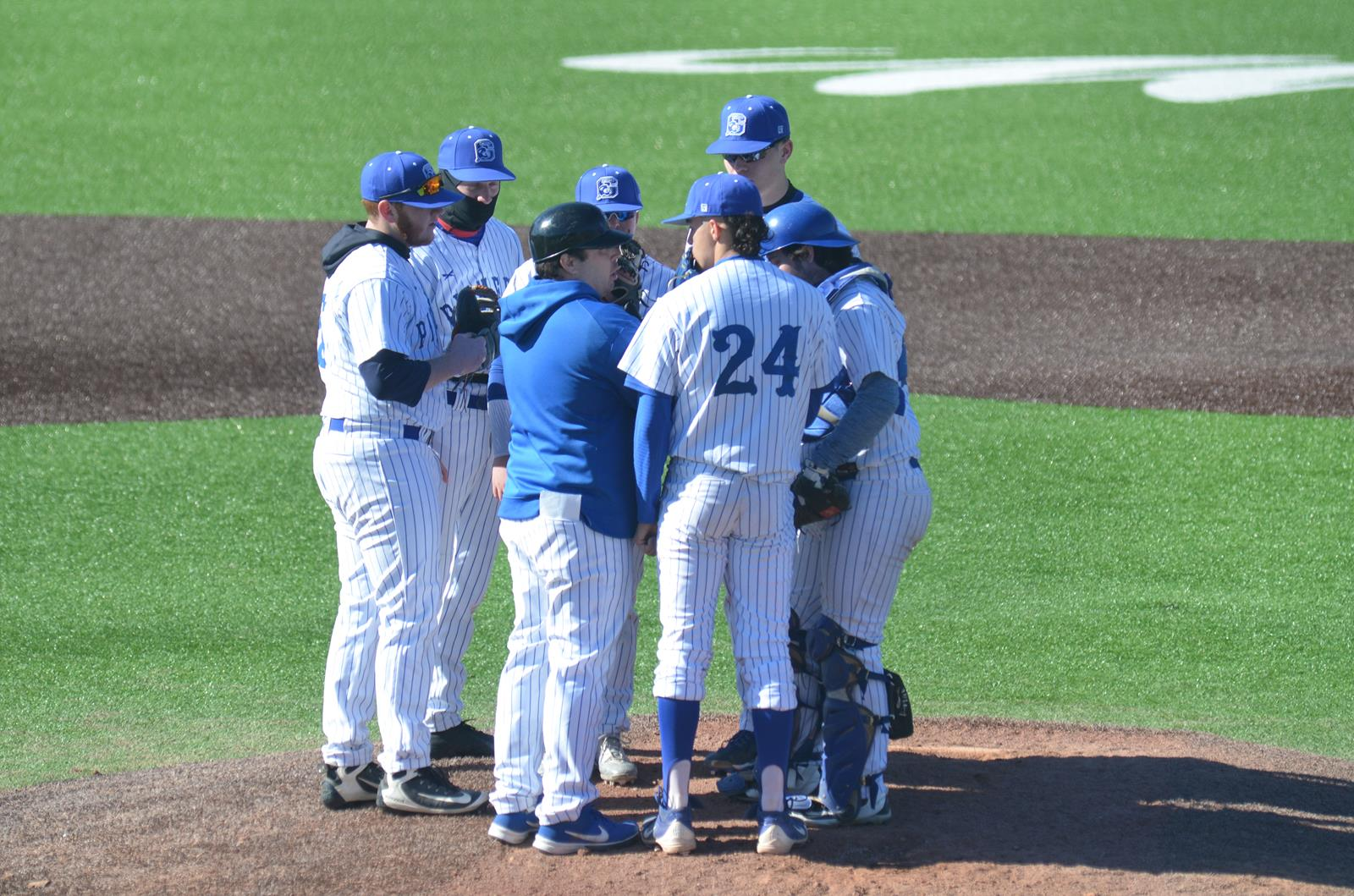 GSC Baseball Tabbed Fifth in South Division in MEC ...
