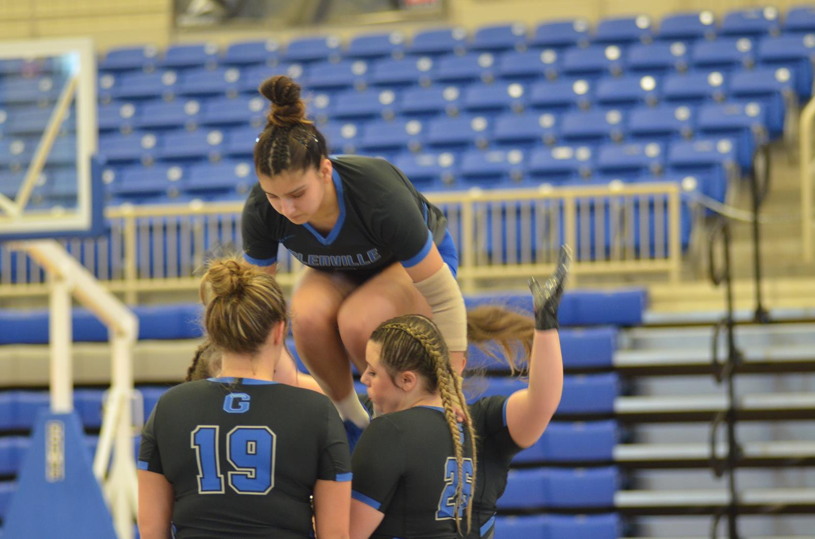 Lady Pioneers Open Season at Urbana - Glenville State ...