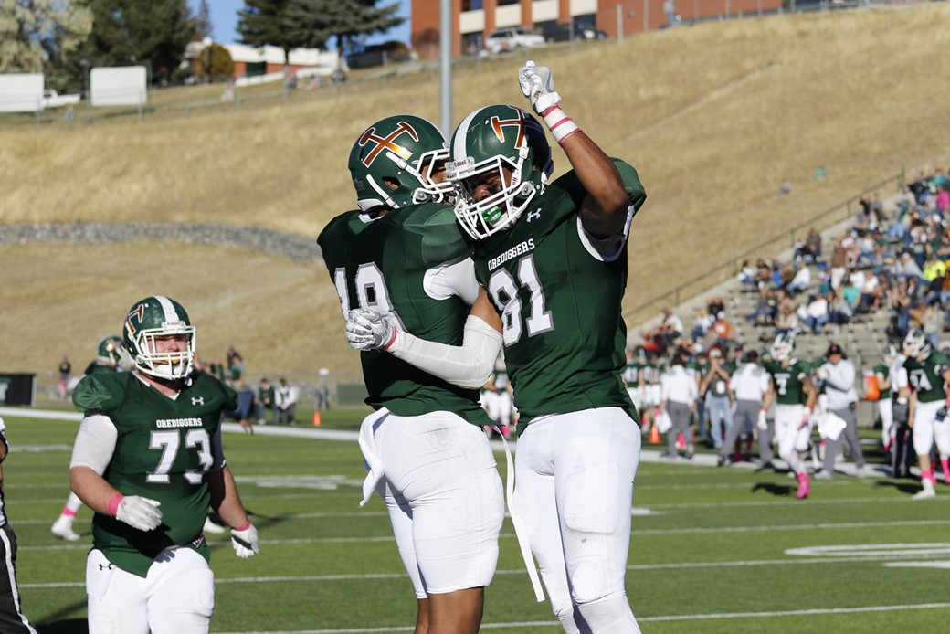 Orediggers Host Lights For Hall Of Fame Game Montana Tech Athletics