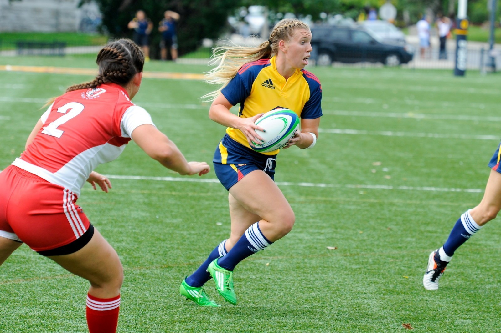 Miranda Seifert - Rugby (W) - Queen's University Athletics
