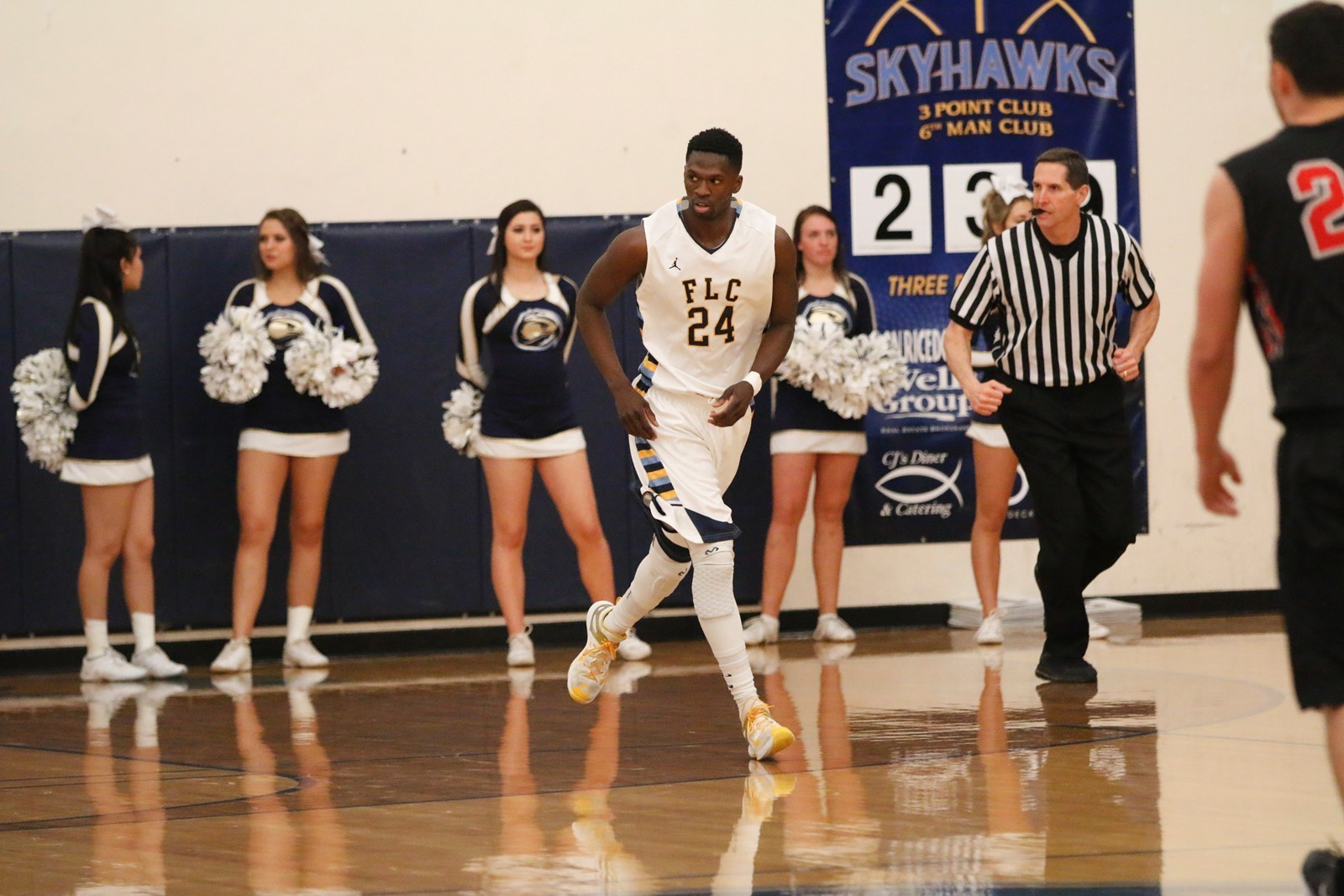 detailed look d1e7a 8b0ff Jared Smith - Men's Basketball - Fort Lewis College Athletics