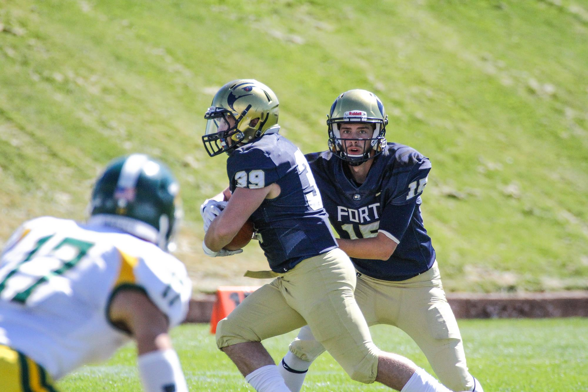 huge selection of e4357 4db39 Nick McNamee - Football - Fort Lewis College Athletics