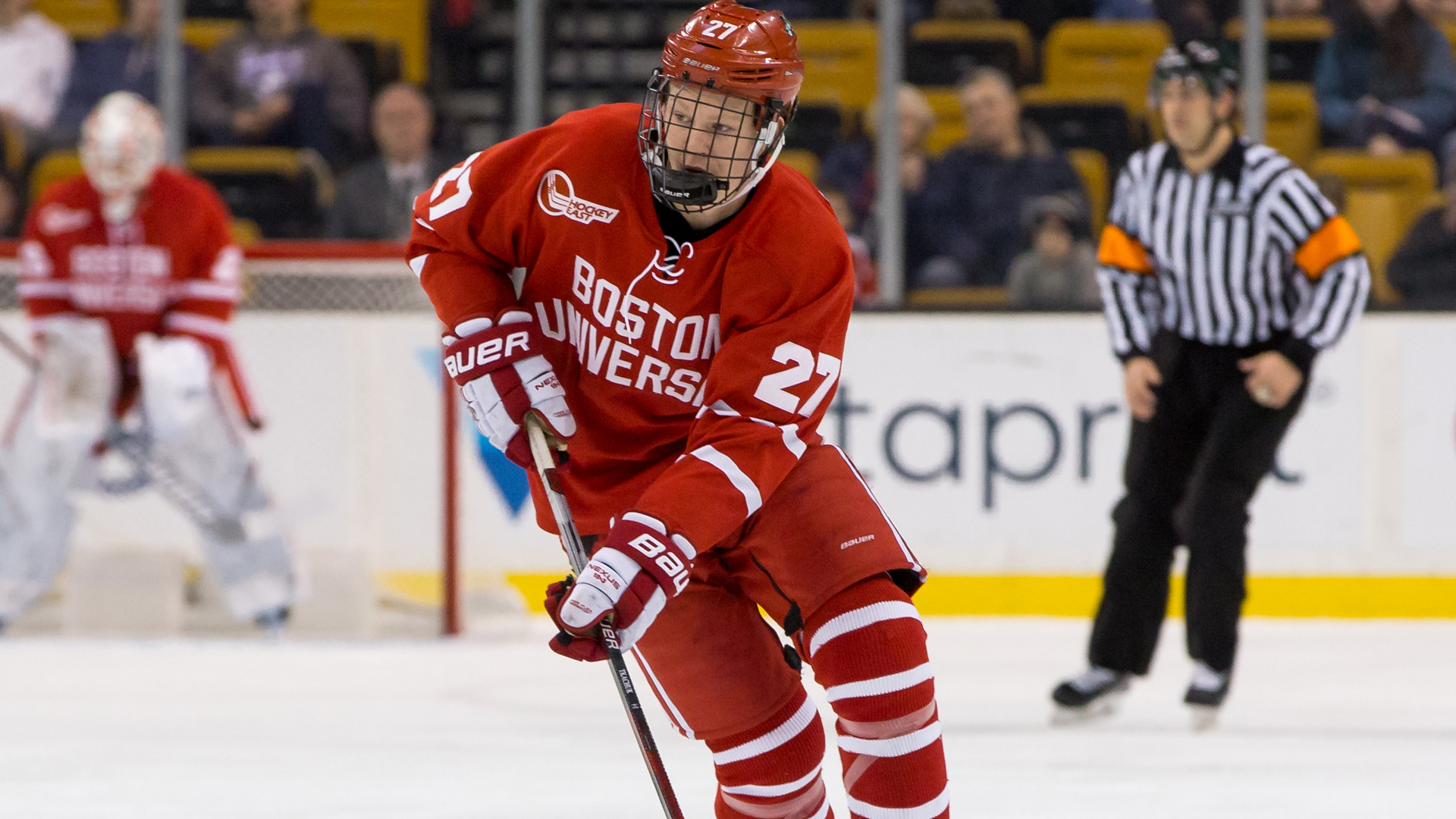 Brady Tkachuk - Men's Ice Hockey - Boston University Athletics