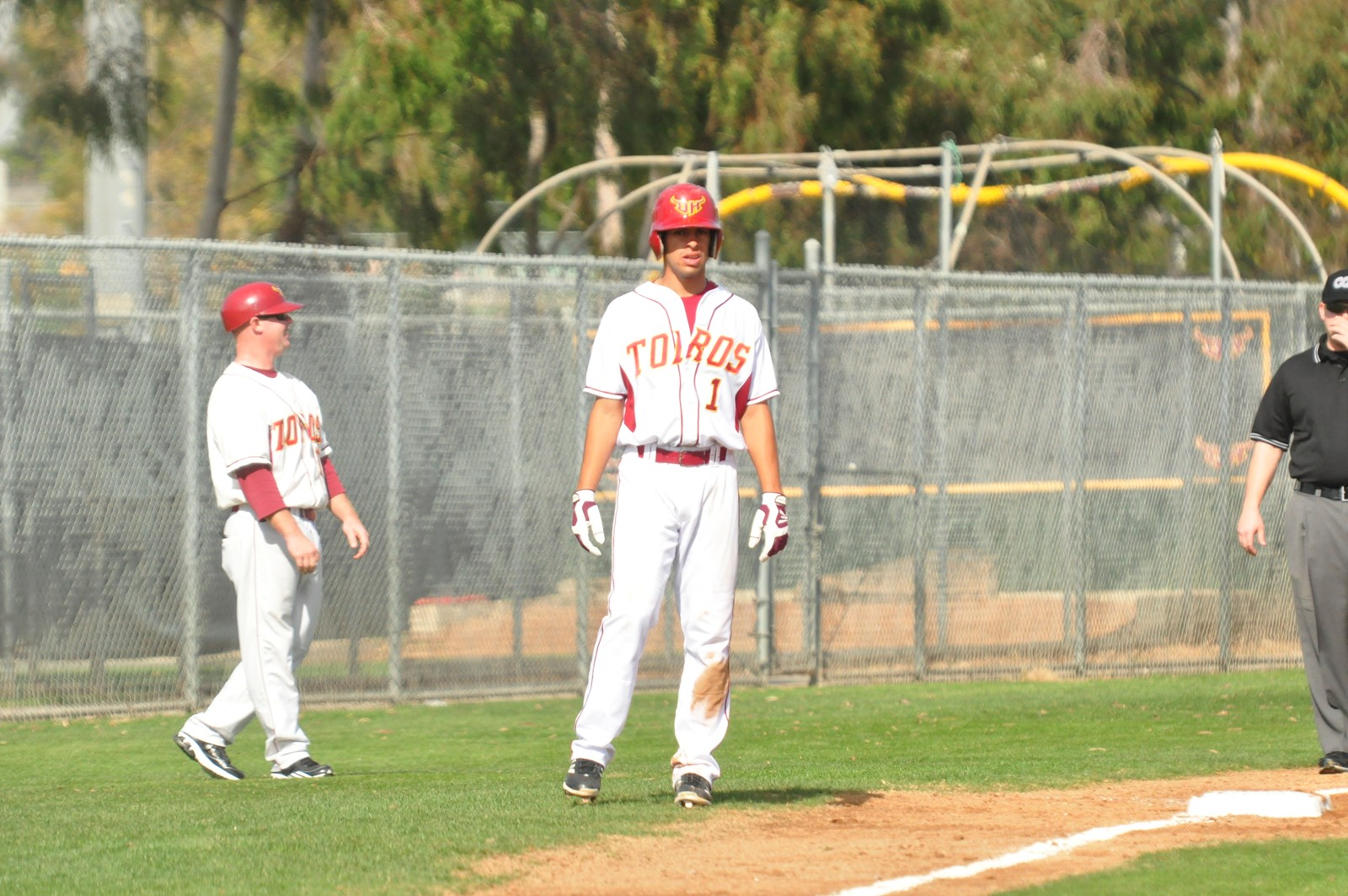 Carlos Avila - Baseball - Cal State Dominguez Hills Athletics