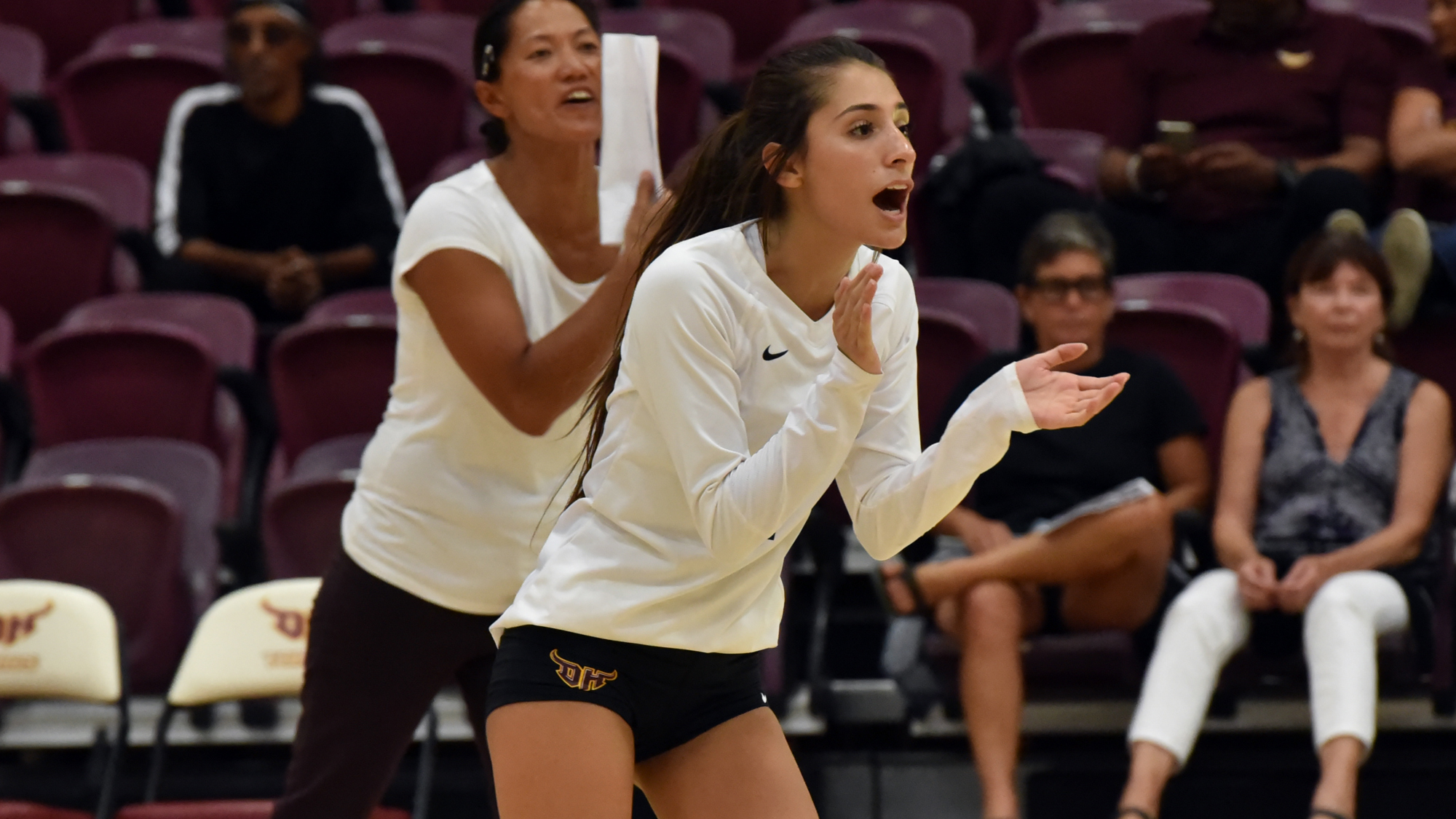 Cathryn Lopez Volleyball Cal State Dominguez Hills Athletics
