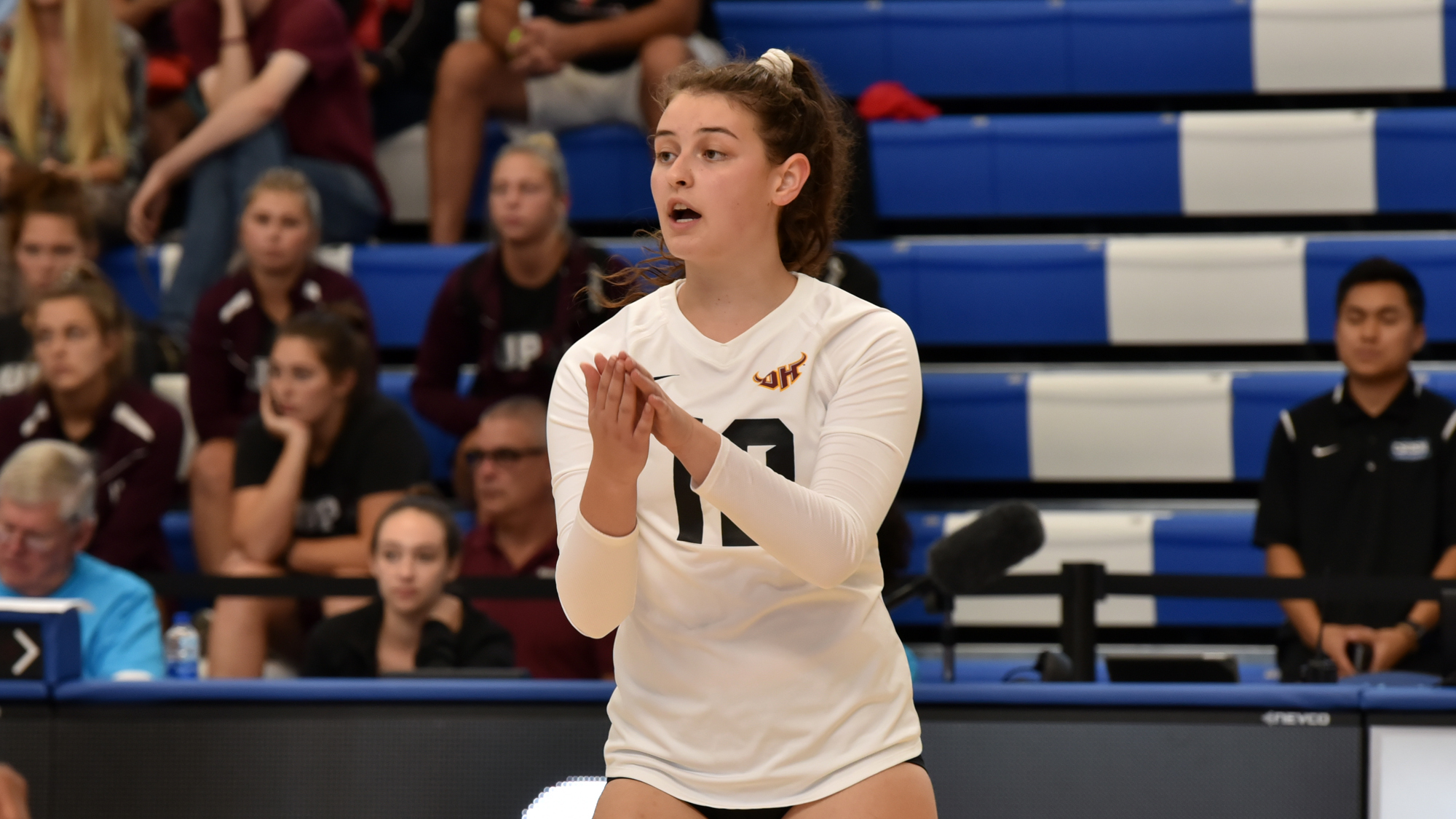 Nicole Peery Volleyball Cal State Dominguez Hills Athletics