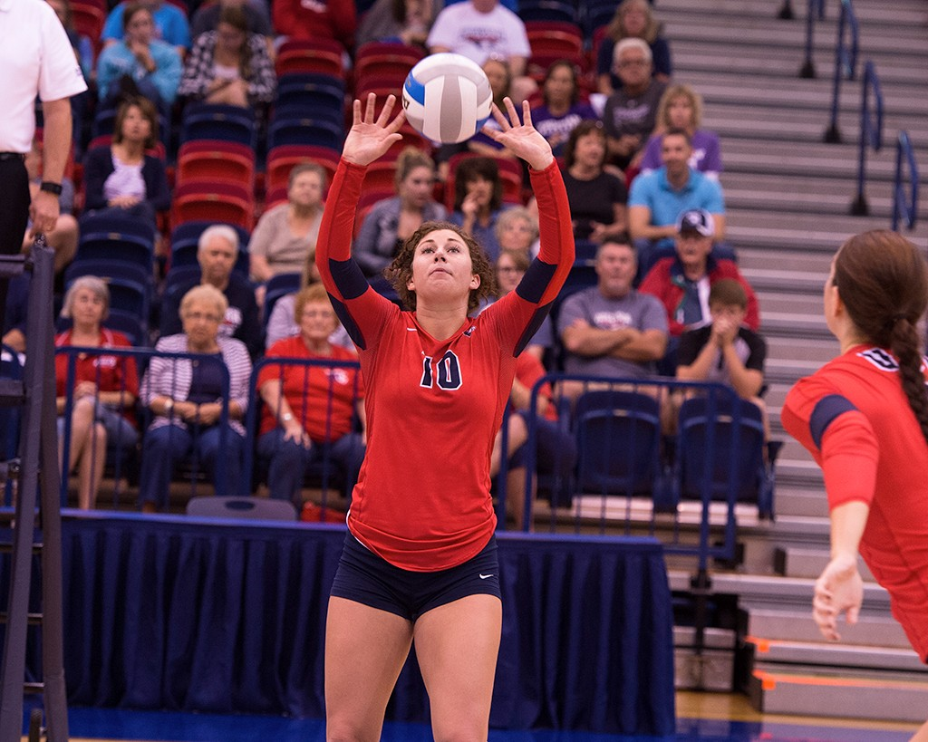 Quin Shoultz 2016 Women S Volleyball University Of Southern Indiana Athletics