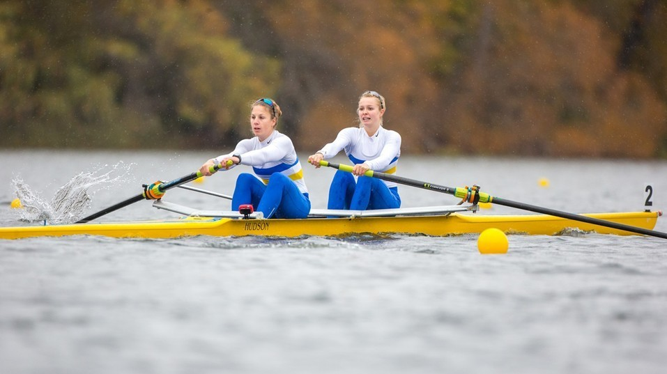 Deborah Snell - Women's Rowing - University of Victoria