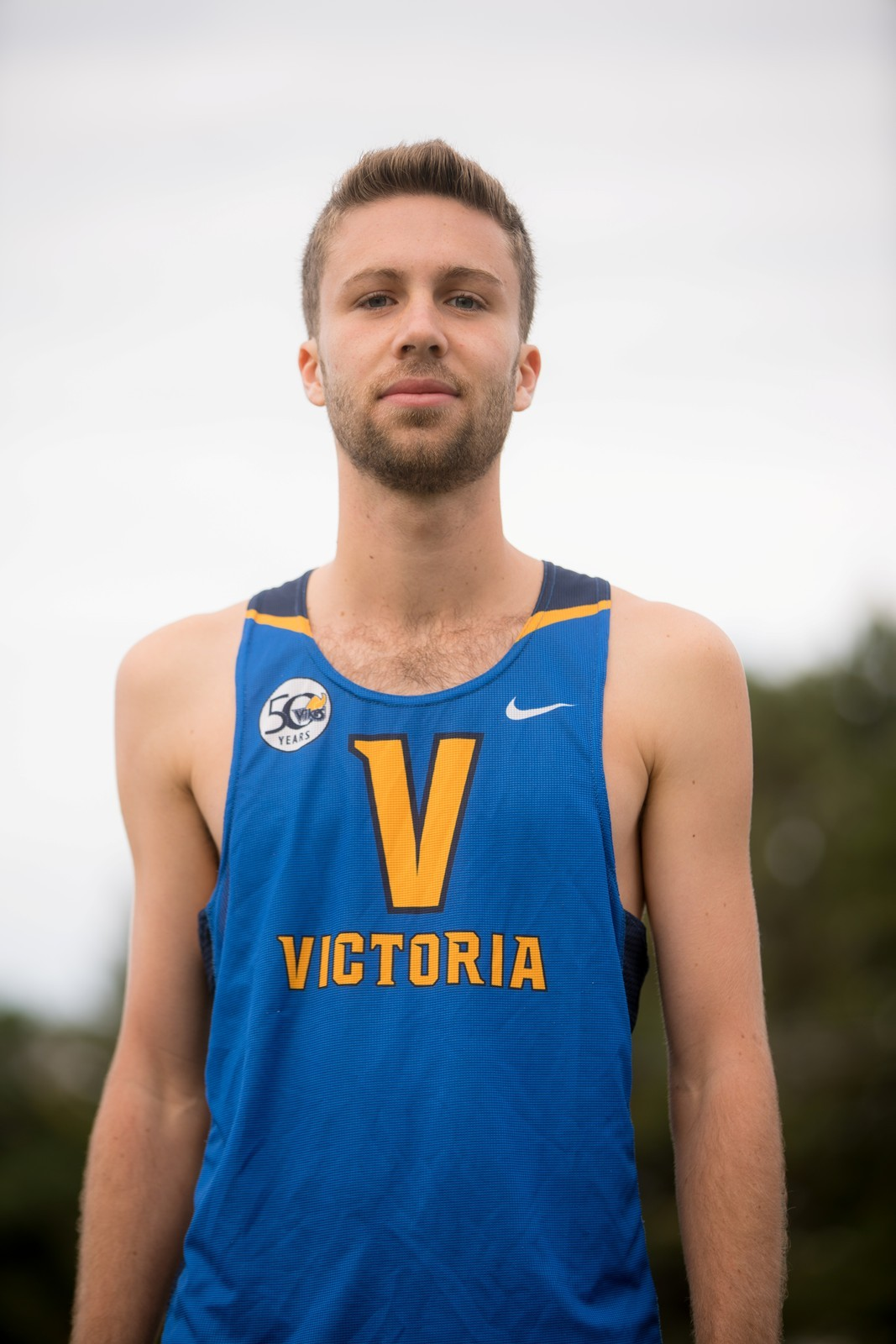 Derrick Evans Men S Xc Track University Of Victoria Athletics
