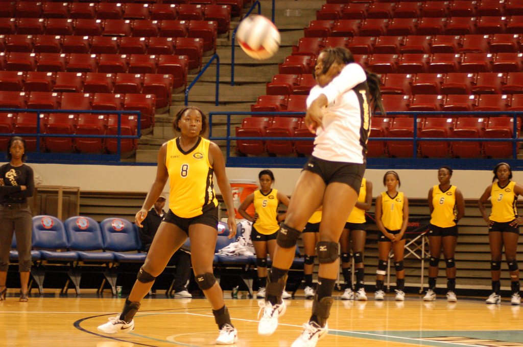 Chelsee Goins Women S Volleyball Grambling State University Athletics