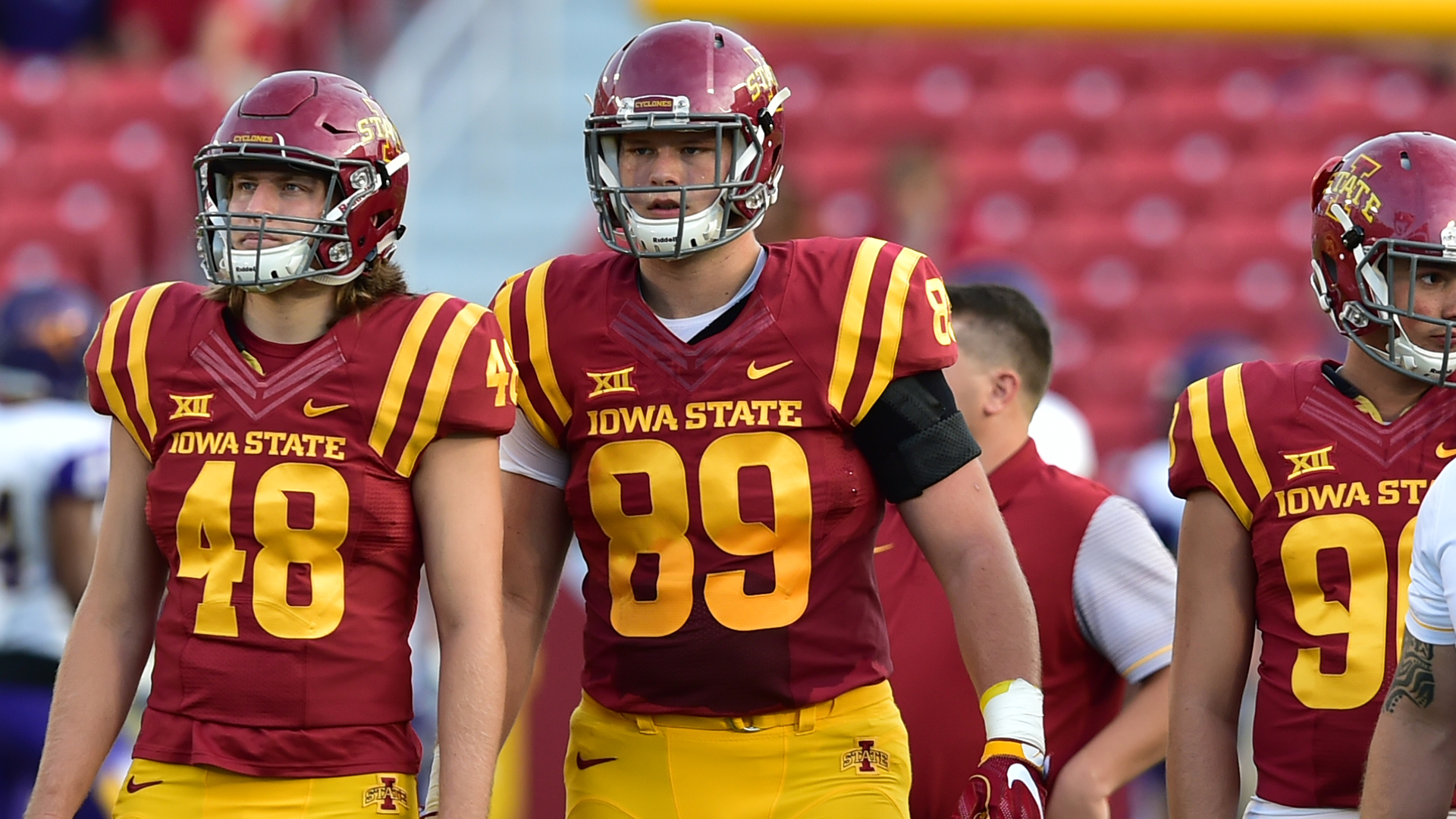 Image result for iowa state cyclones football