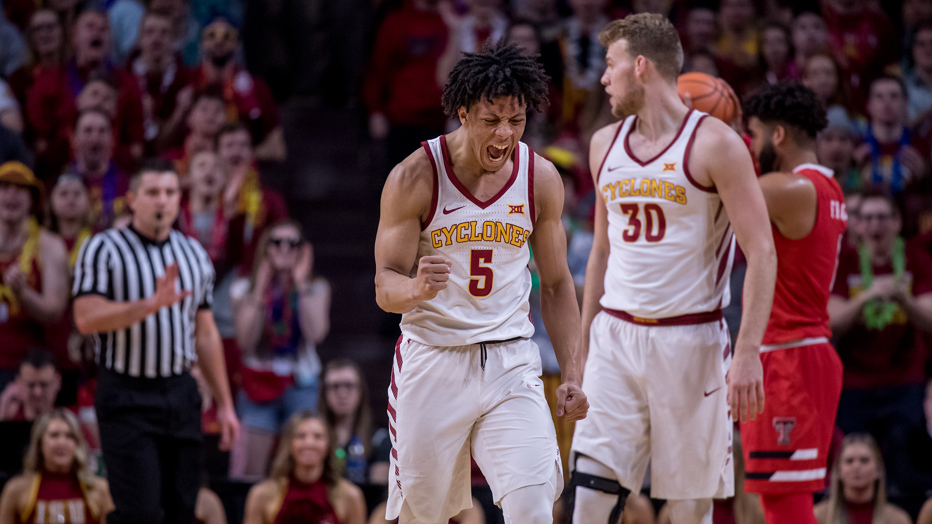 Lindell Wigginton Men S Basketball Iowa State University
