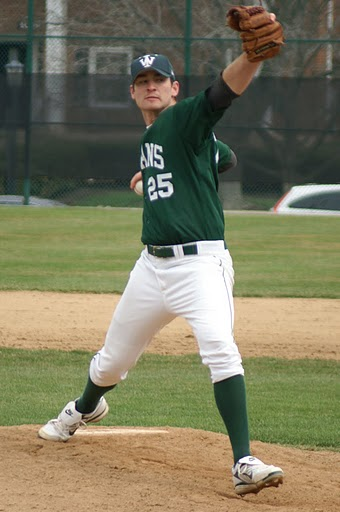 Paul Kabbes 2010 Baseball Illinois Wesleyan University Athletics