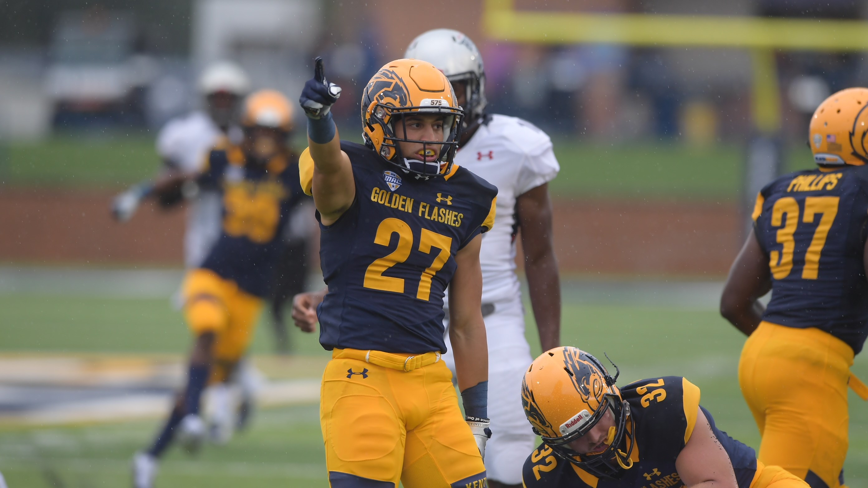 new style 9def6 8a854 Isaac Vance - Football - Kent State University Athletics