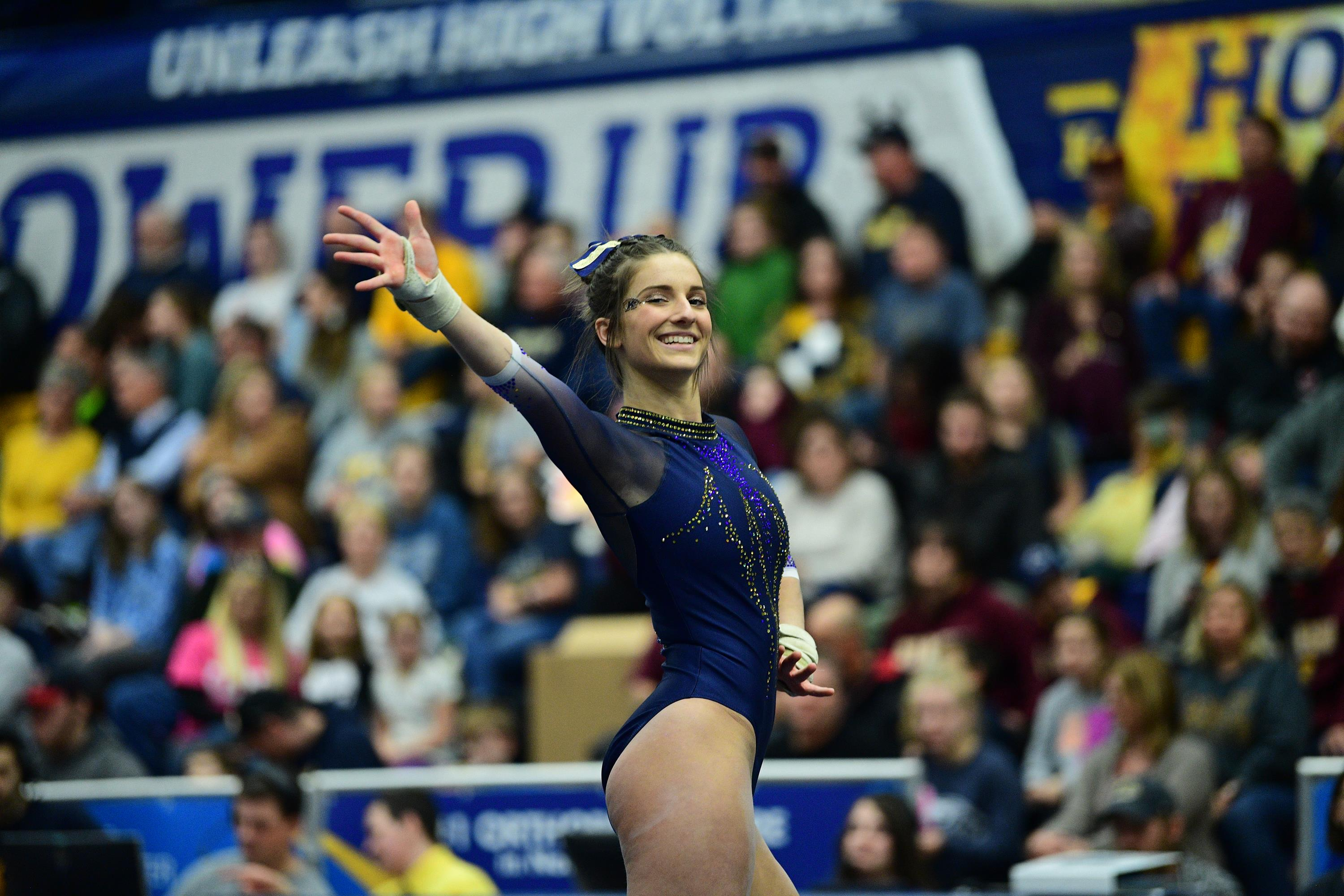 fc4ecb5400ba Madison Trott - Gymnastics - Kent State University Athletics