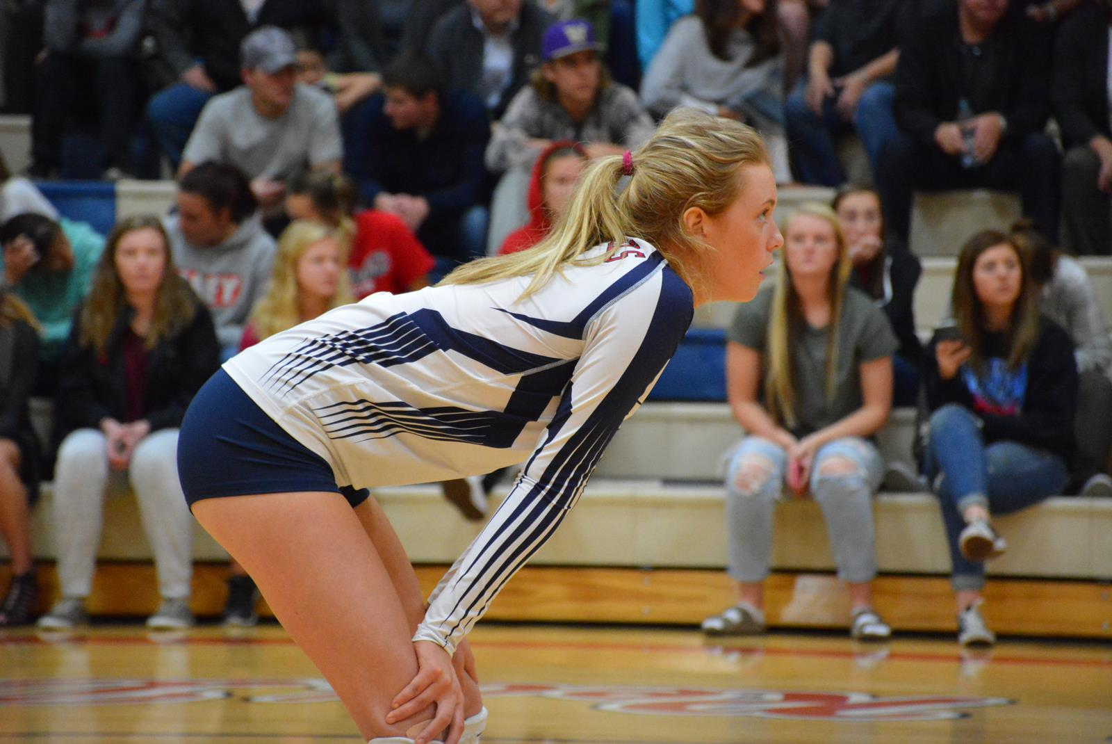 Brooke Mosier Women S Volleyball Lower Columbia College Athletics