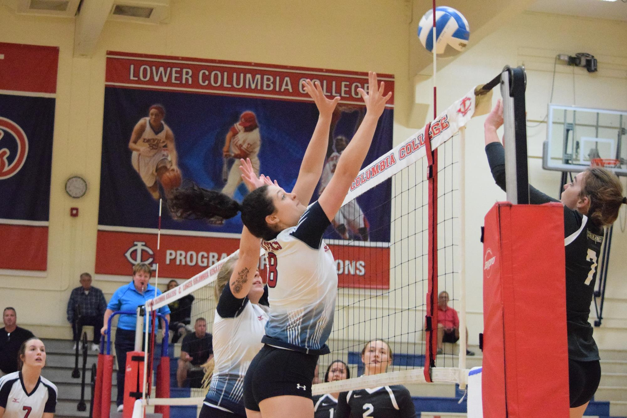 Maria Teed Women S Volleyball Lower Columbia College Athletics