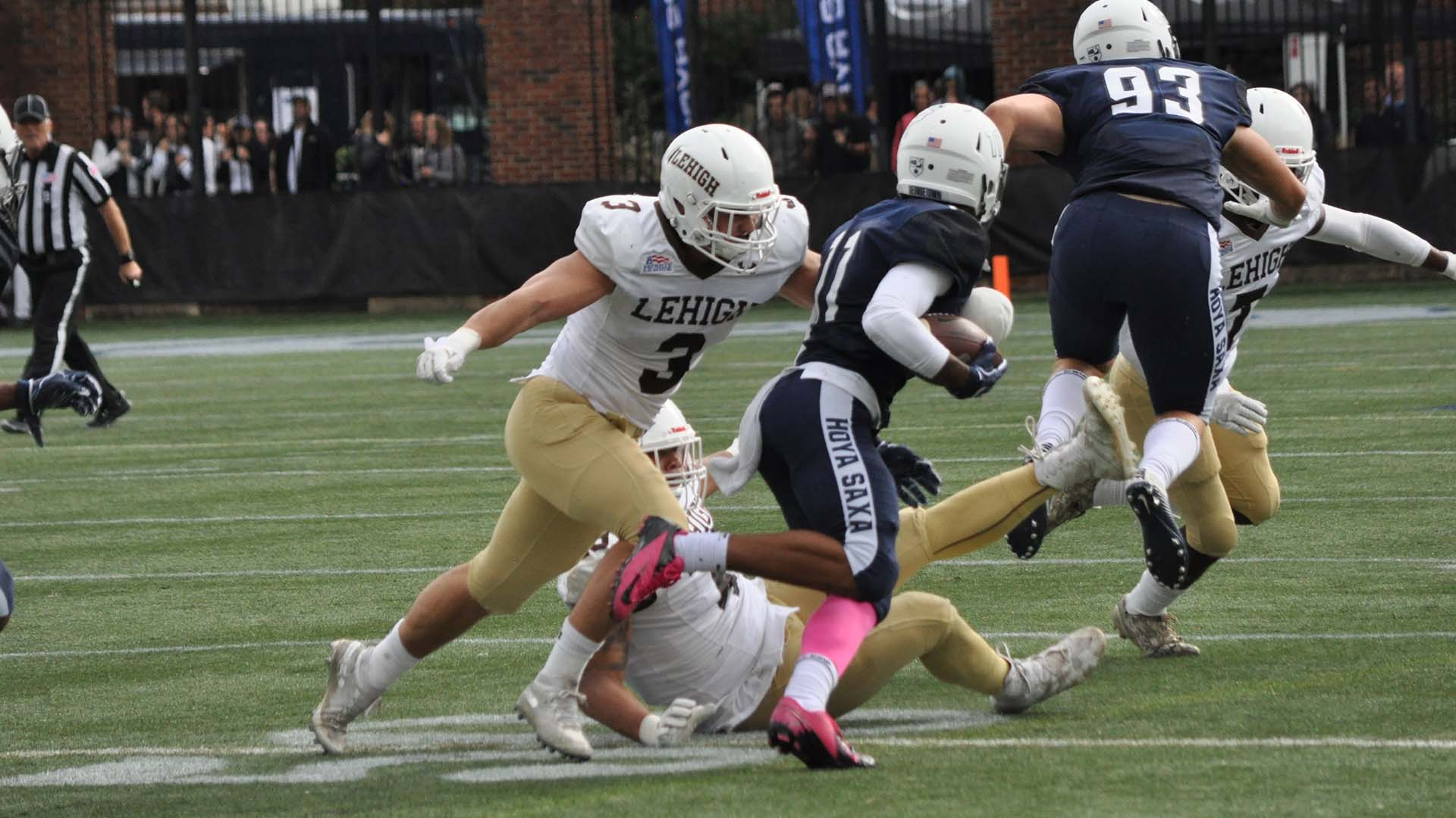 #Rivalry155: Five Things to Watch, Keys To the Game, Fearless Prediction: Lafayette at Lehigh, 11/23/2019
