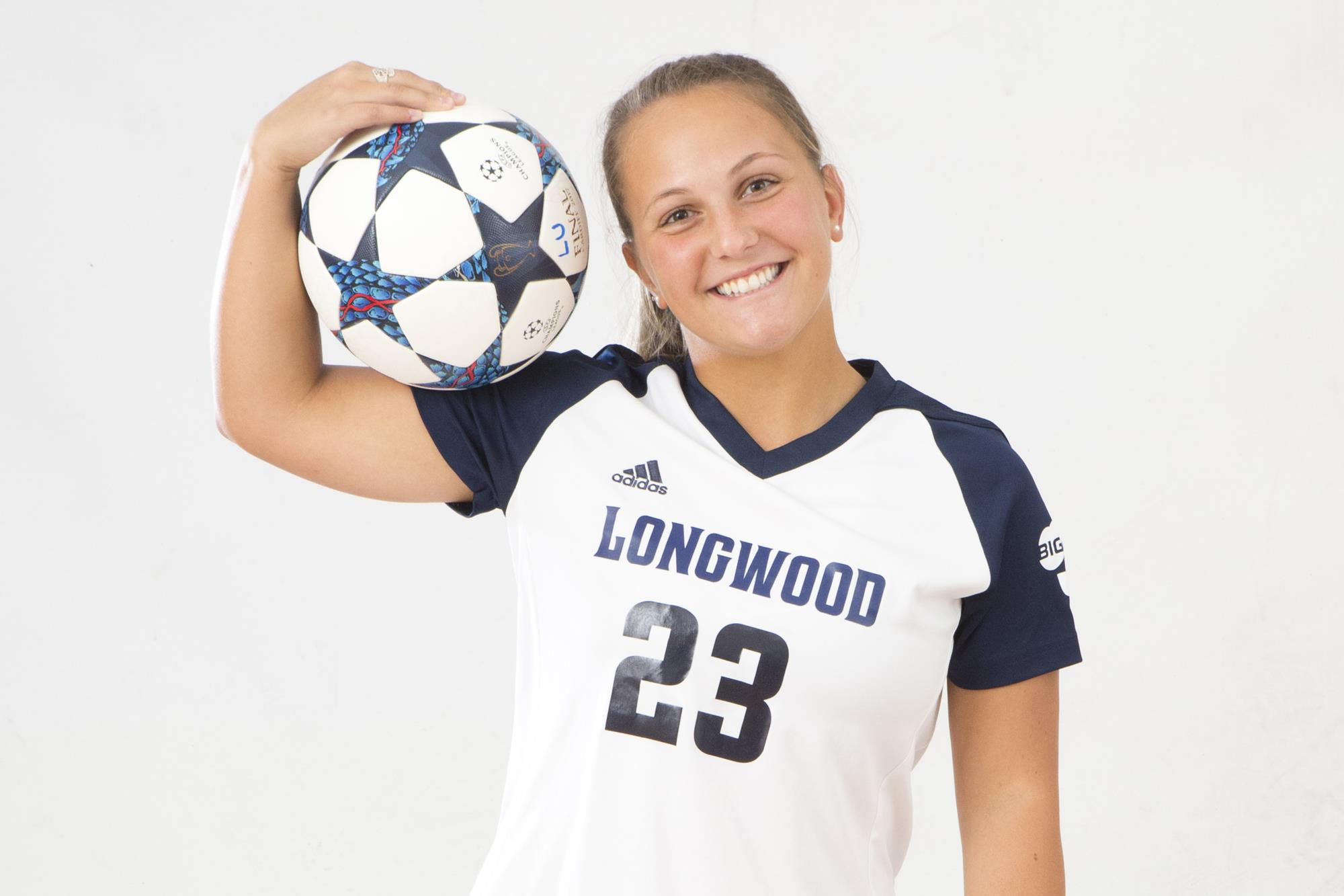 new style 45126 537f8 Paige Robertson - Women's Soccer - Longwood University Athletics