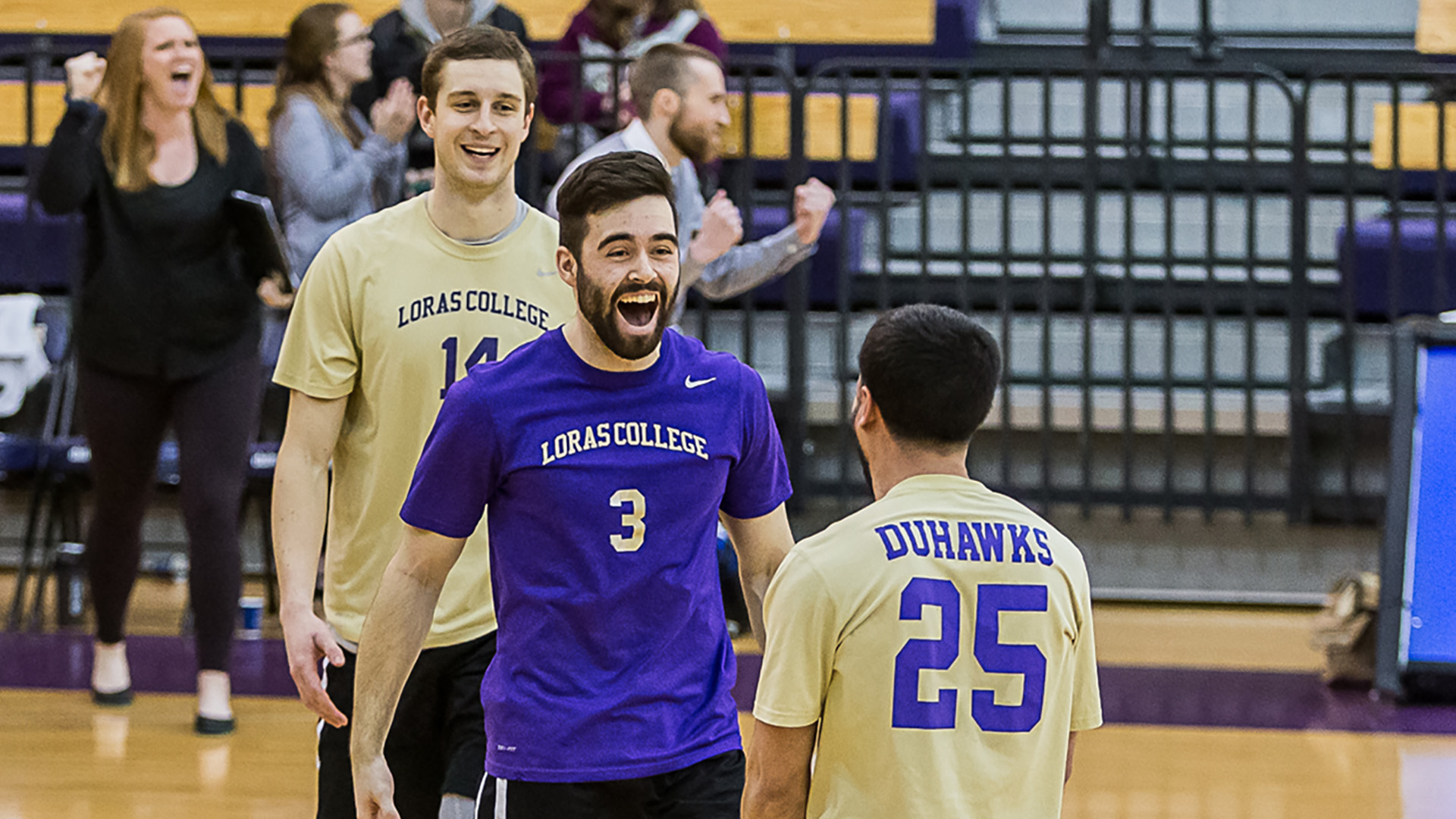 Blair Anderson - Men's Volleyball - Loras College Athletics