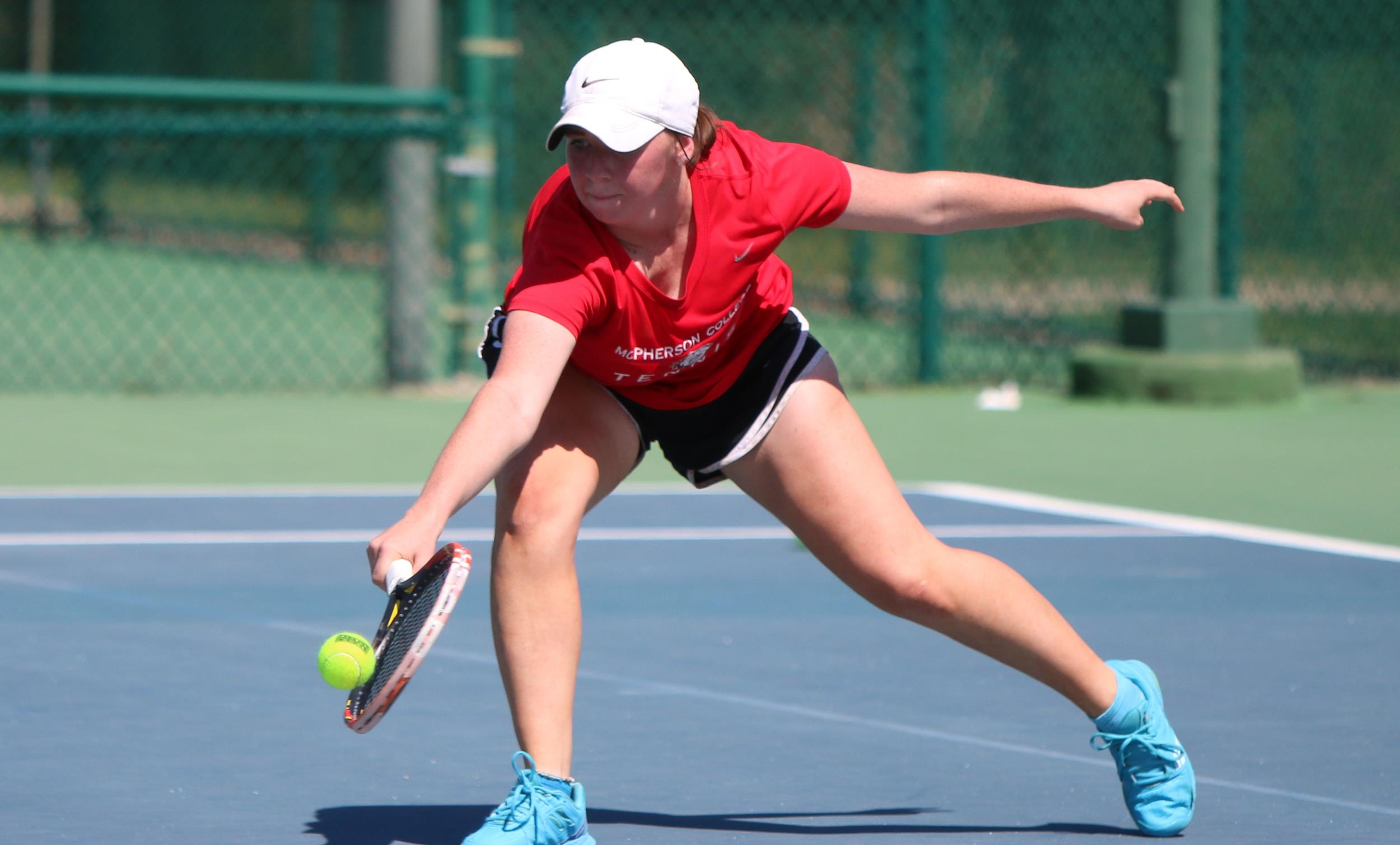 Deiah Curtis Women S Tennis Mcpherson College Athletics