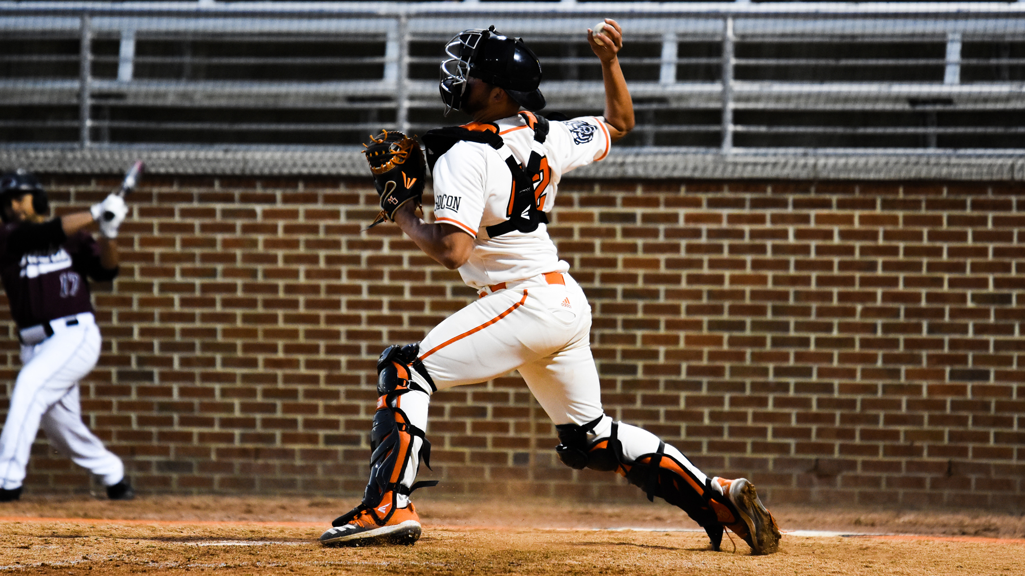 Cj Keckler Baseball Mercer University Athletics