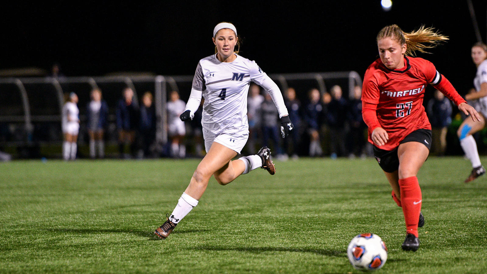 Esther Wellman Women S Soccer Monmouth University Athletics Images, Photos, Reviews