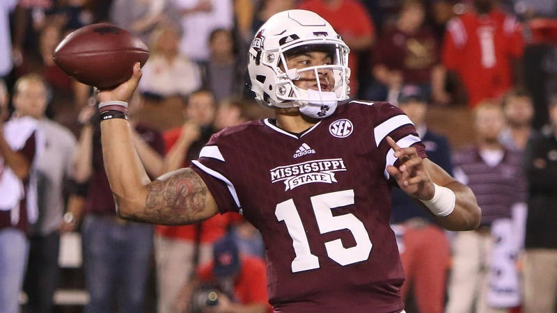 the latest 356be aa2f7 Dak Prescott - Football - Mississippi State
