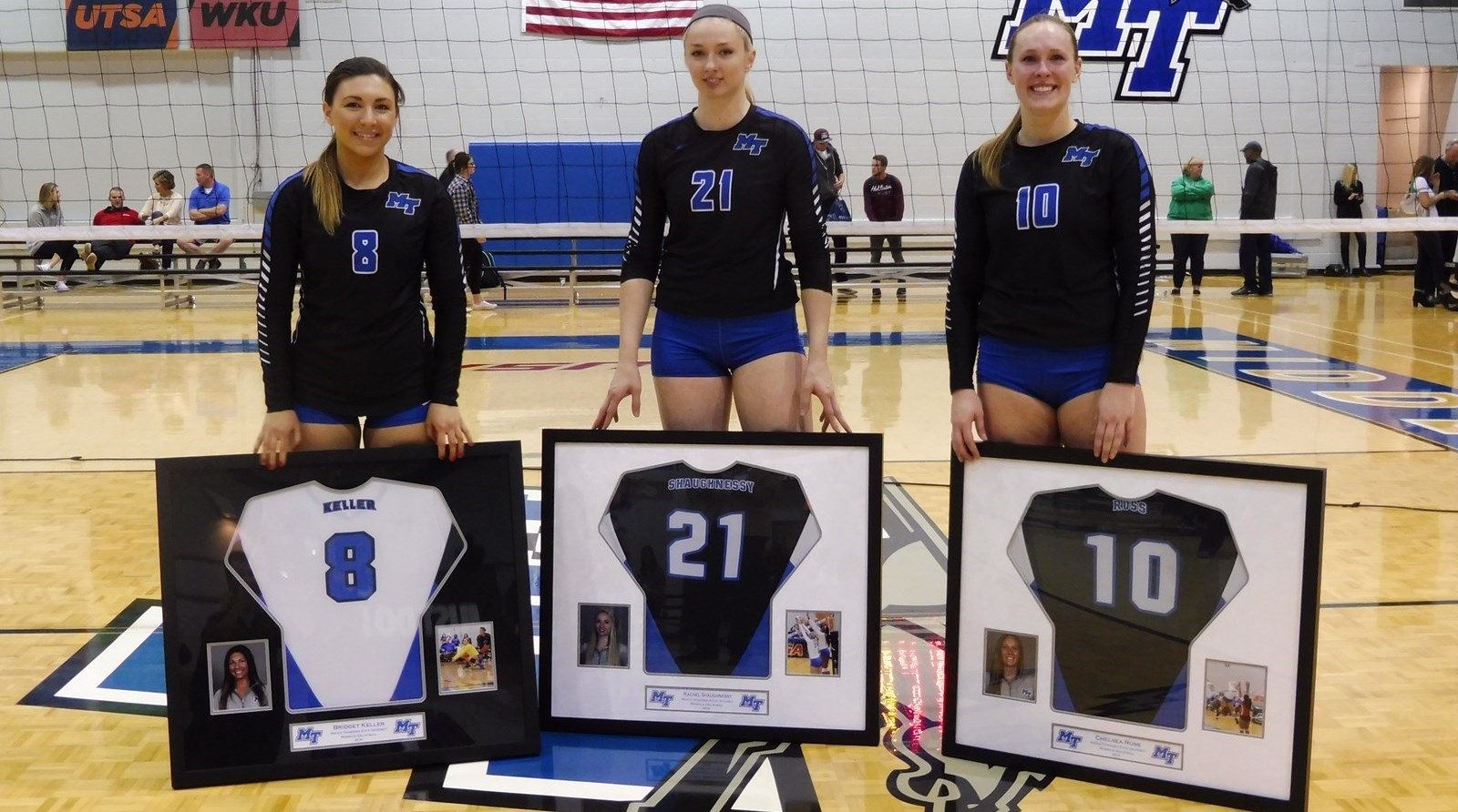 Chelsea Ross Women S Volleyball Middle Tennessee State University Athletics
