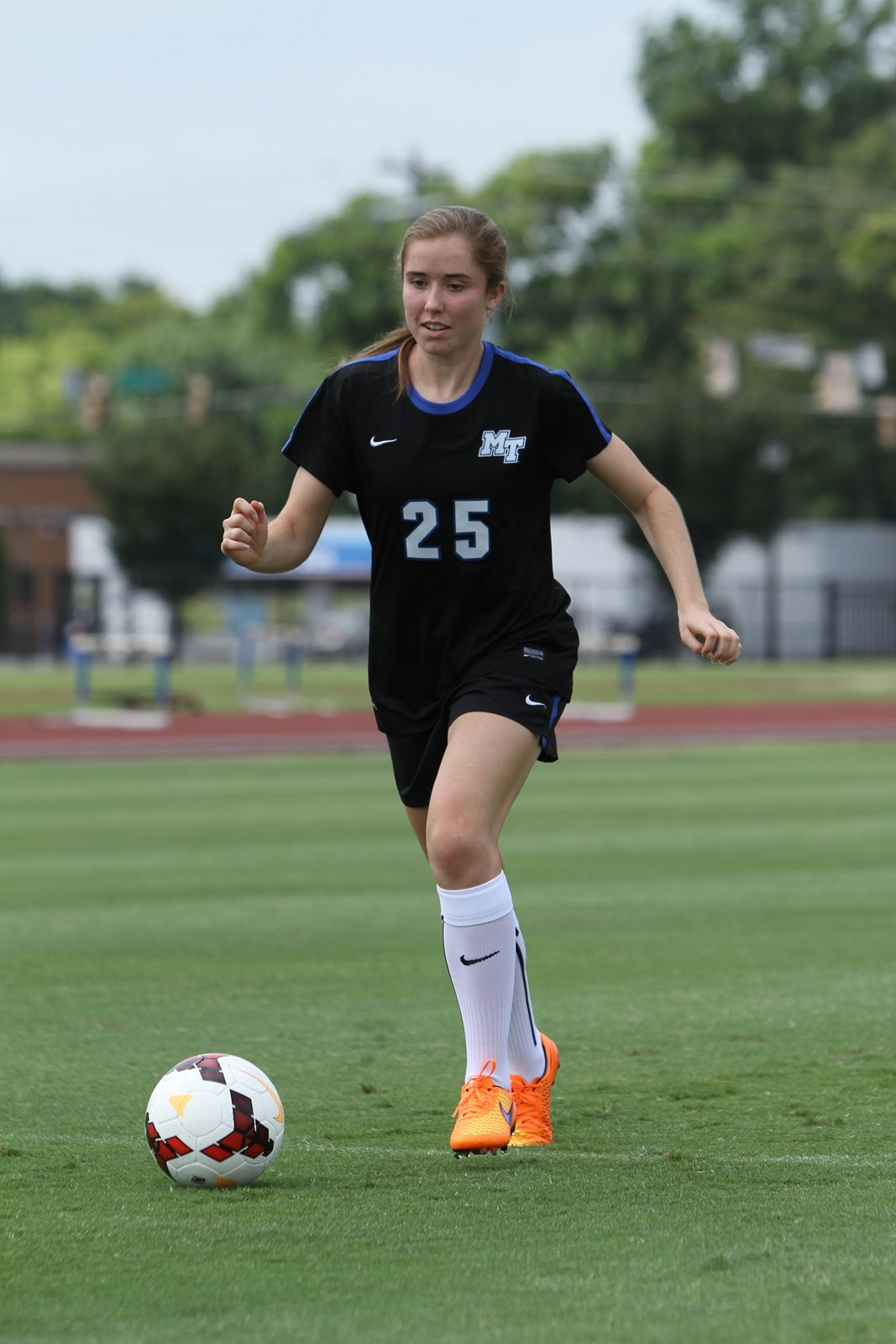 Jessica Steen Women S Soccer Middle Tennessee State University Athletics