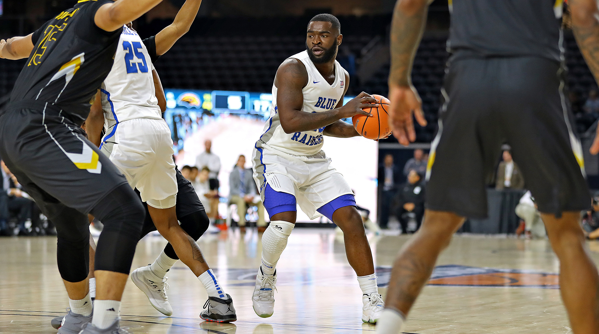 Giddy Potts - Men's Basketball - Middle Tennessee State