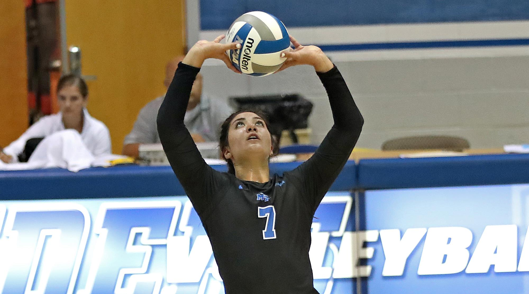 Sarah Sumida Women S Volleyball Middle Tennessee State University Athletics