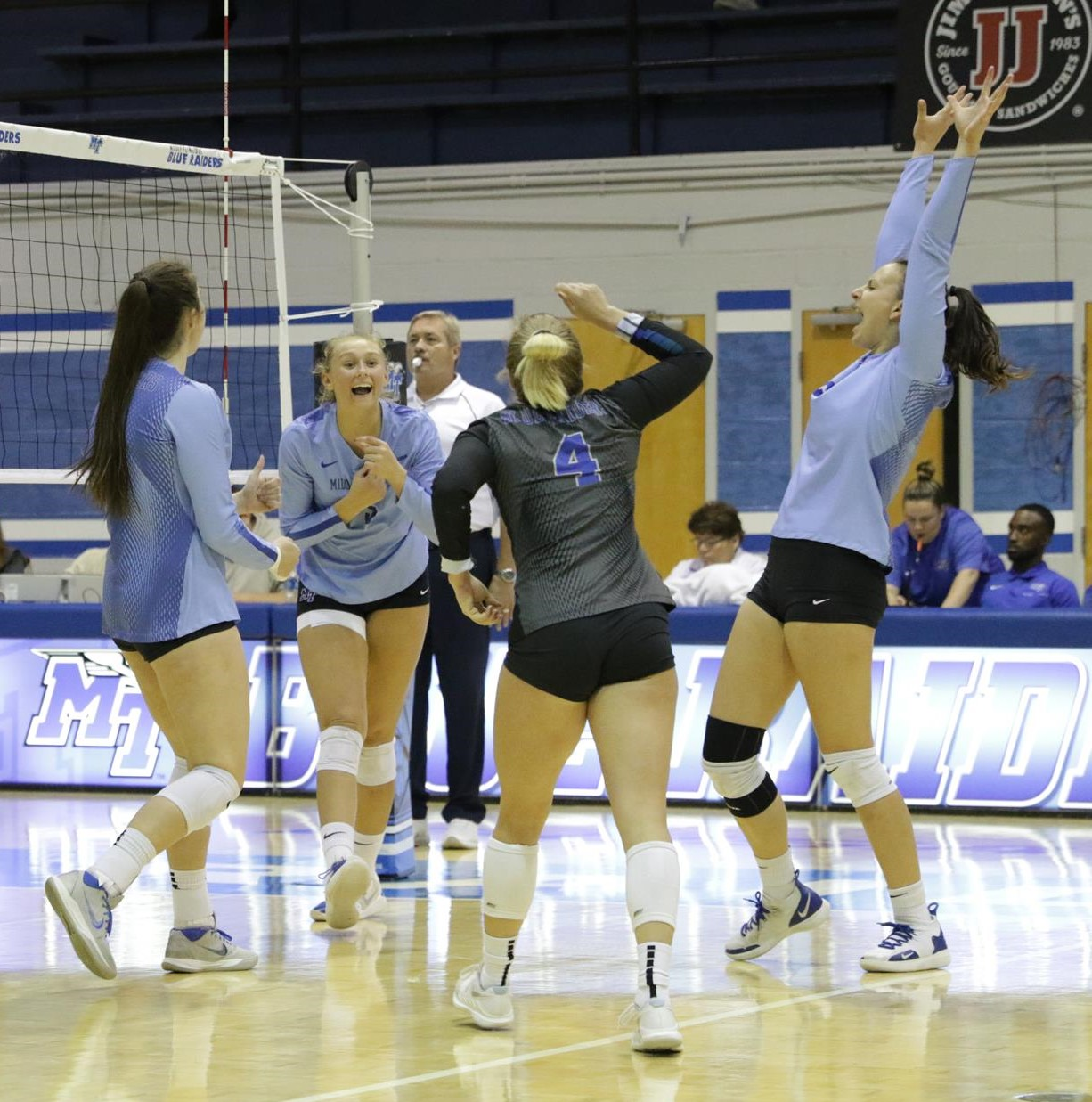 Kayla Henley Women S Volleyball Middle Tennessee State University Athletics
