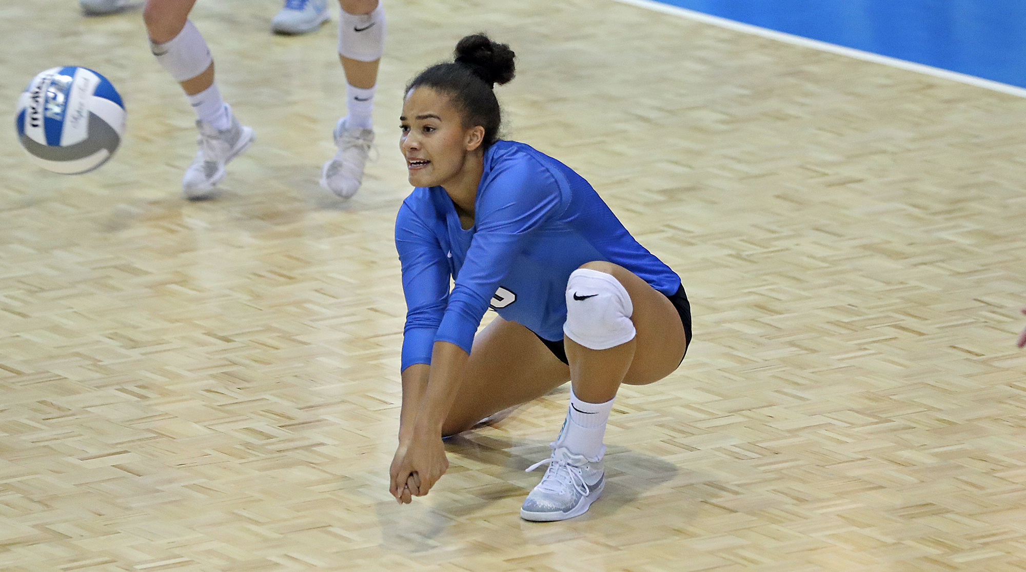Samira Lawson Body Women S Volleyball Middle Tennessee State University Athletics