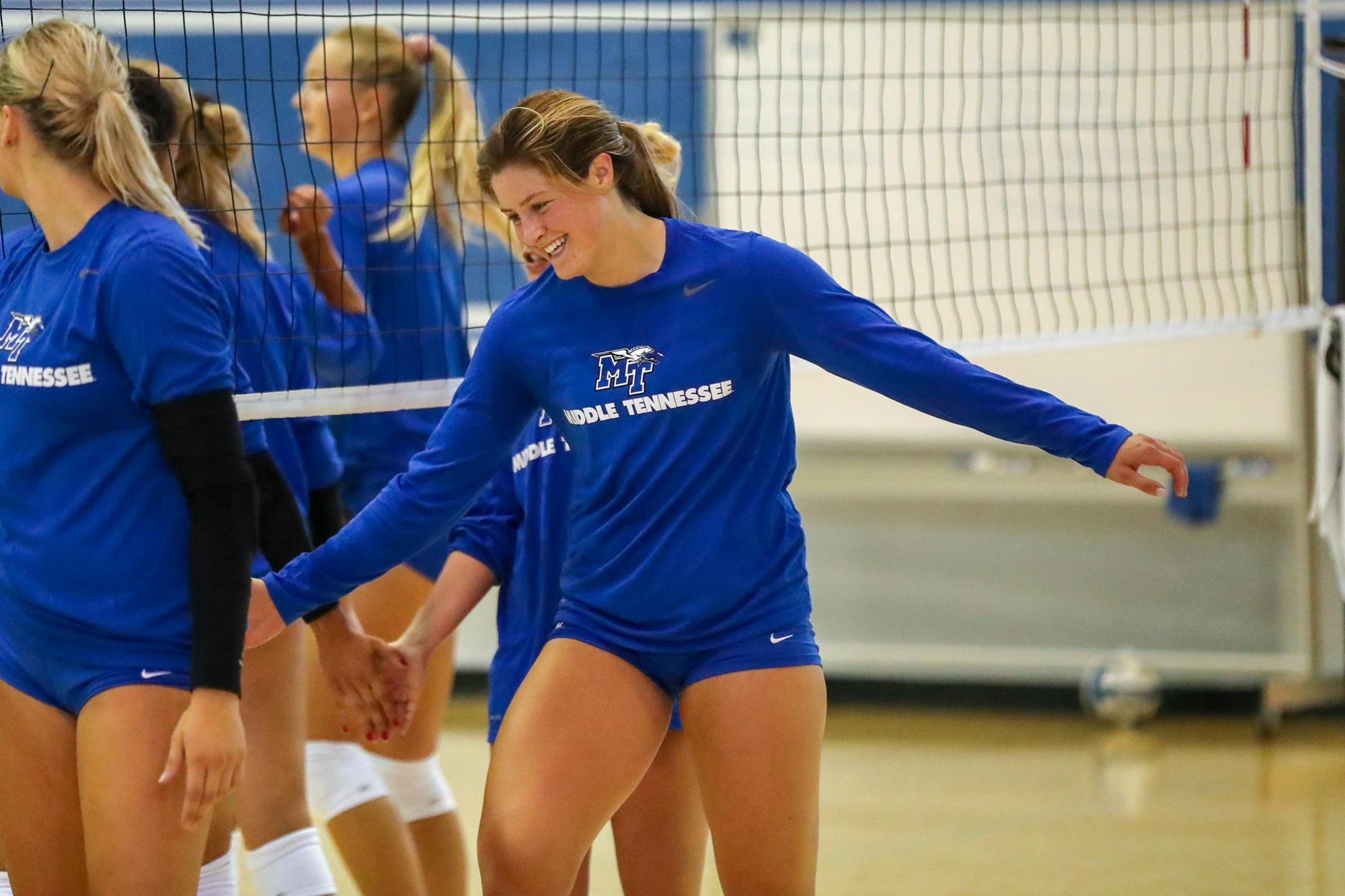 Emma Grever Women S Volleyball Middle Tennessee State University Athletics