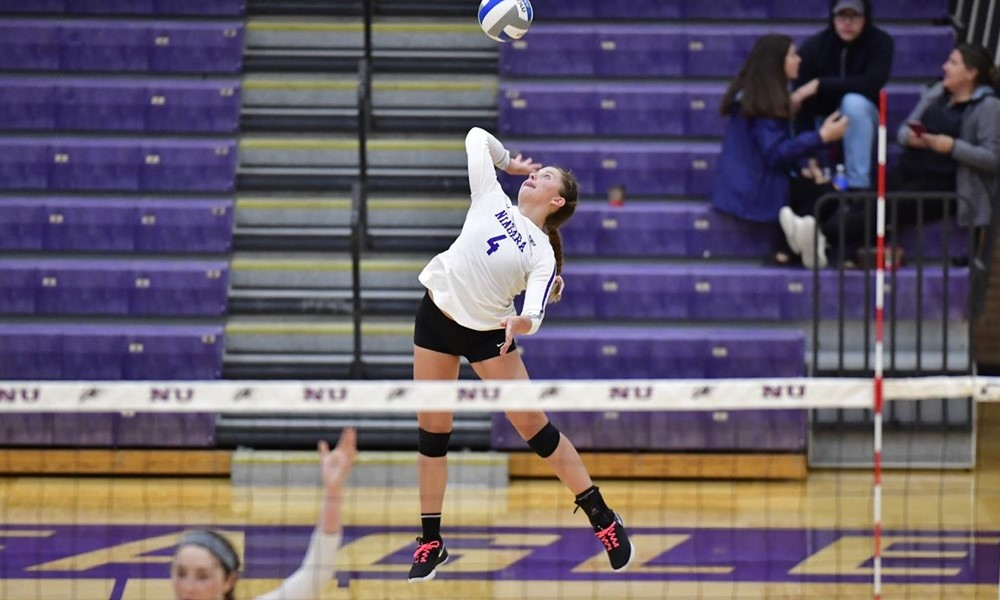 Jaycie Roberts - 2019 - Women's Volleyball - Niagara University