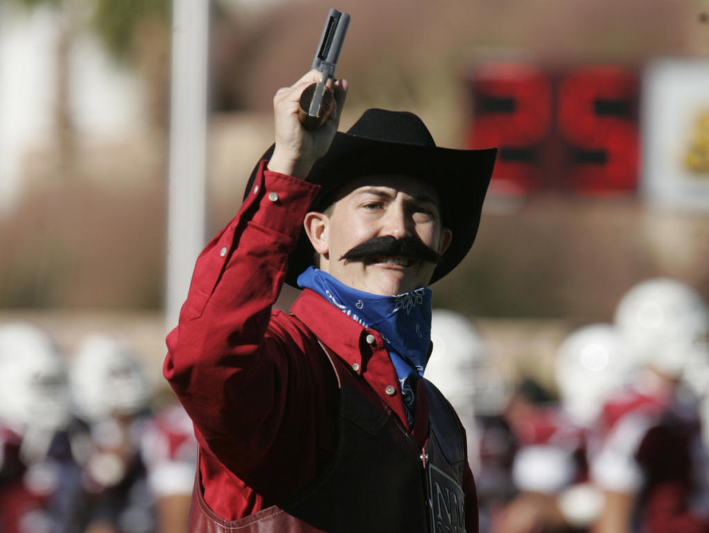 Nm State Athletic Director Responds To Pistol Pete Suspension